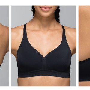 Lululemon Define Bra black size 4